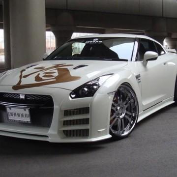 Обвес Branew для Nissan GT-R
