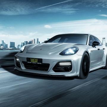 Обвес GrandGT TechArt для Porsche Panamera 971