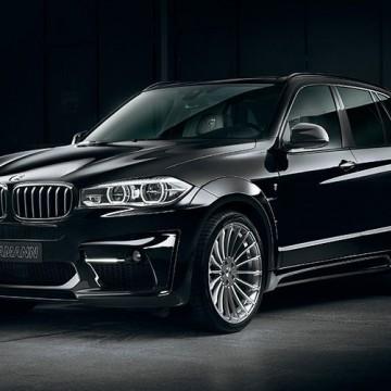 Обвес Hamann Widebody для BMW X5 F15 (копия)