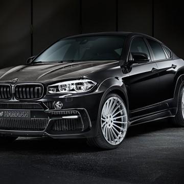 Обвес Hamann Widebody для BMW X6 M F86