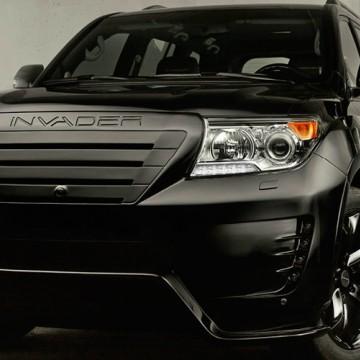 Обвес Invader T30 для Toyota Land Cruiser 200 (копия)