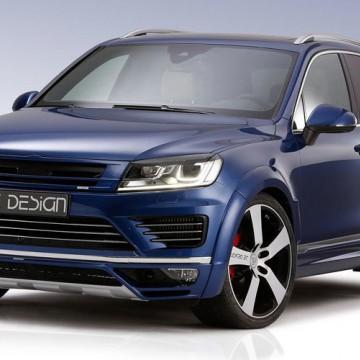 Обвес JE Design для Volkswagen Touareg (7P) R-line
