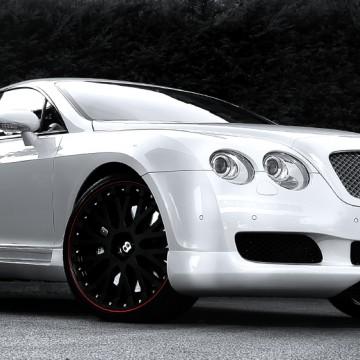 Обвес Kahn Design GTS для Bentley Continental