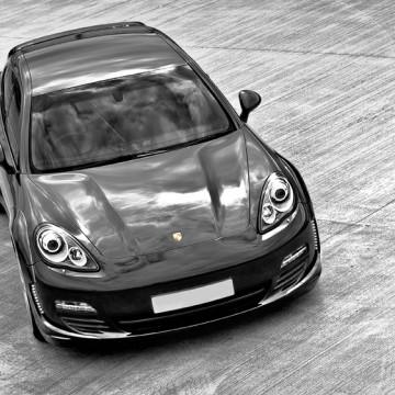 Обвес Kahn Design Supersport Wide-Track для Porsche Panamera
