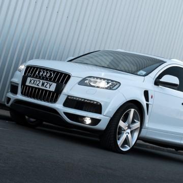 Обвес Kahn Design Wide Track для Audi Q7 2009+