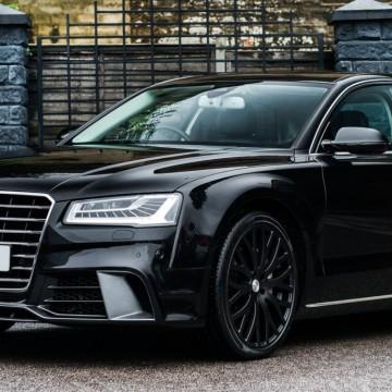 Обвес Kahn Design для Audi A8
