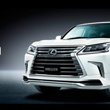Обвес Modellista для Lexus LX 570/450d 2016+ (копия)