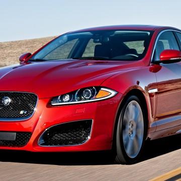 Обвес New Form XFR S для Jaguar XFR