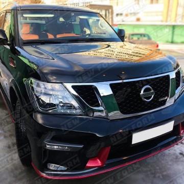 Обвес Nismo GBT для Nissan Patrol 2010-13