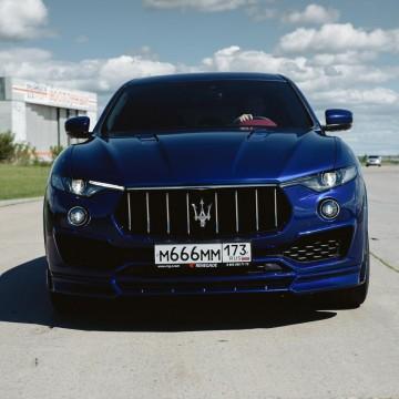 Обвес Renegade Design для Maserati Levante