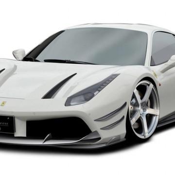 Обвес Rowen для Ferrari 488 GTB