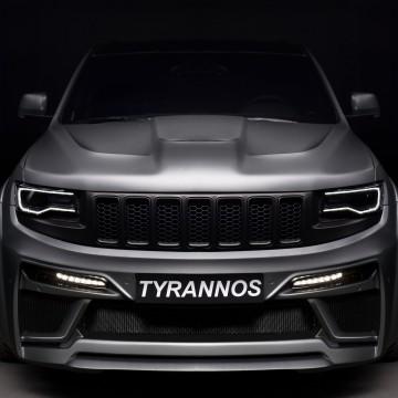 Обвес SCL Tyrannos для Jeep Grand Cherokee