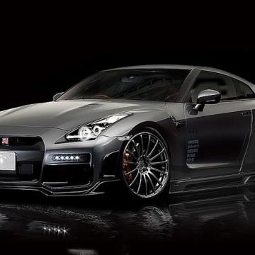 Обвес TommyKaira для Nissan GT-R (копия)