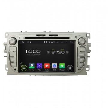 Головное устройство Carmedia KD-7052, KD-7053 для Ford Focus, Mondeo