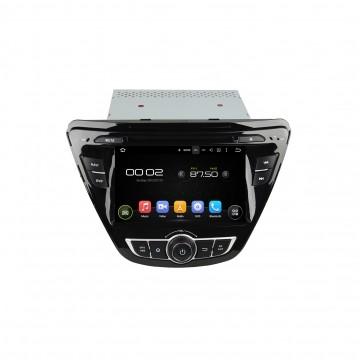 Головное устройство Carmedia KD-7057 для Hyundai Elantra