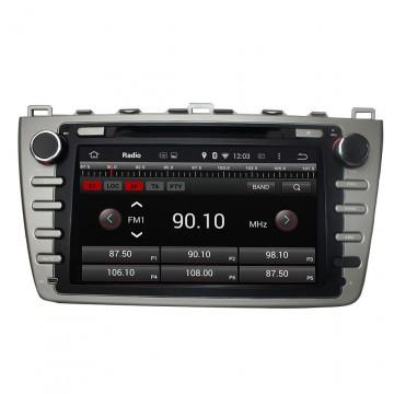 Головное устройство Carmedia KD-8001 для Mazda 6