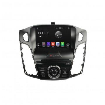 Головное устройство Carmedia KD-8018 для Ford Focus