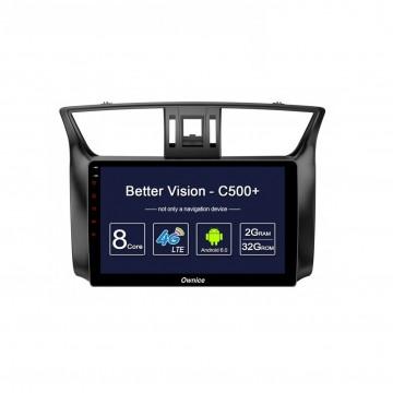 Головное устройство Carmedia OL-1666 для Nissan Tiida, Nissan Sentra