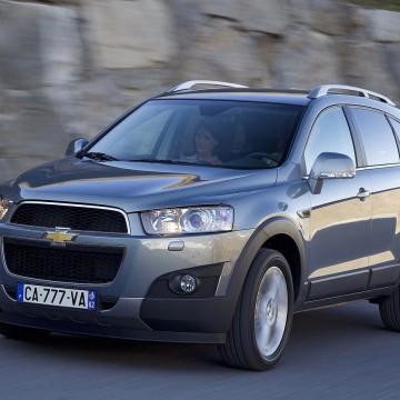 Шторы Spezo однослойные для Chevrolet Captiva