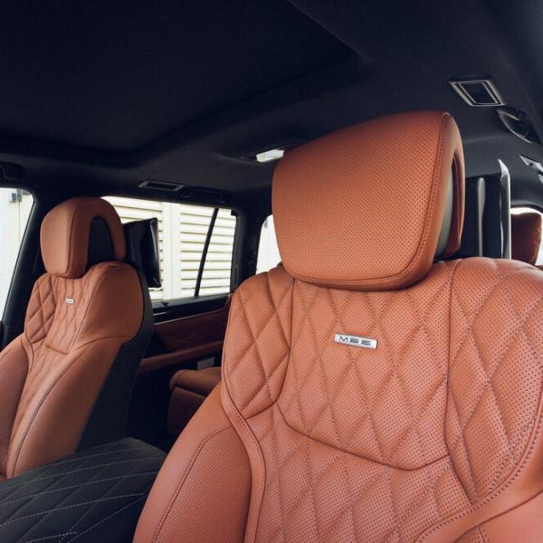Сиденья MBS Smart Seats для Lexus LX 570