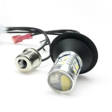 Дневные ходовые огни Optima Premium DRL PY21W (1156, BaU15)