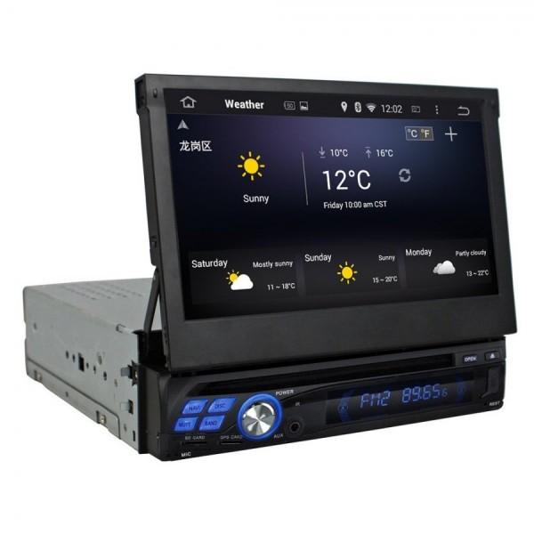 Универсальная магнитола 1-DIN Carmedia KDO-8600