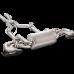 Катбэк выхлопной системы Akrapovic для Mercedes-Benz AMG GT