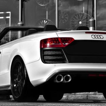 Выхлопная система Kahn Design для Audi A5