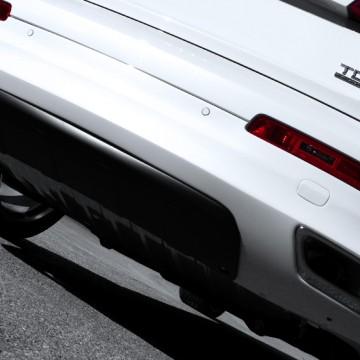 Выхлопная система Kahn Design для Audi Q7