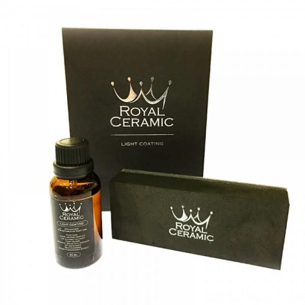 Защитное керамическое покрытие Royal Ceramic Light Coating