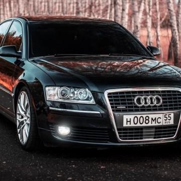Электротонировка OnGlass Exclusive для Audi A8, S8