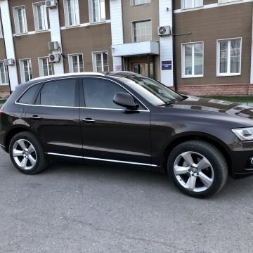 Электротонировка OnGlass Exclusive для Audi Q5