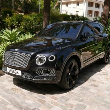 Электротонировка OnGlass Premium для Bentley Bentayga