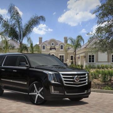 Электротонировка OnGlass Premium для Cadillac Escalade