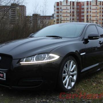 Электротонировка OnGlass Premium для Jaguar XF