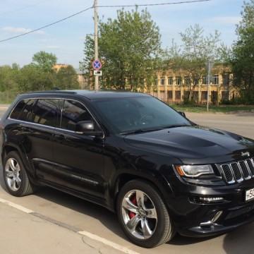 Электротонировка OnGlass Exclusive для Jeep Grand Cherokee