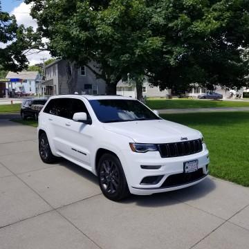 Электротонировка OnGlass Premium для Jeep Grand Cherokee
