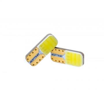 Светодиодные лампы Optima Premium COB W5W (T10) белые