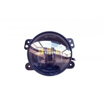 Светодиодная противотуманная фара Optima LED Fog Light-030 100 мм