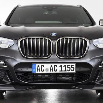 Обвес AC Schnitzer для BMW X4 G02