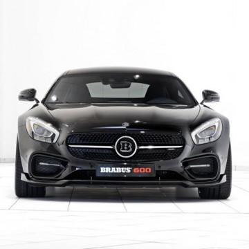 Обвес Brabus для Mercedes AMG GT