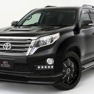Обвес Elford Full для Toyota Land Cruiser Prado 150 (копия)