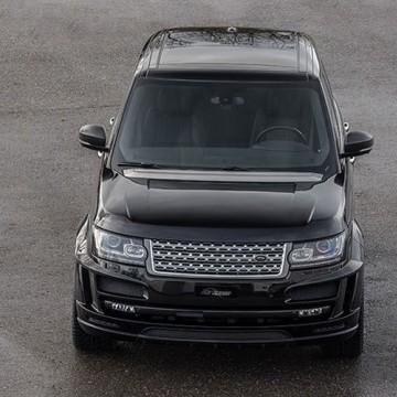 Обвес FAB Design Noreia для Range Rover Vogue 4