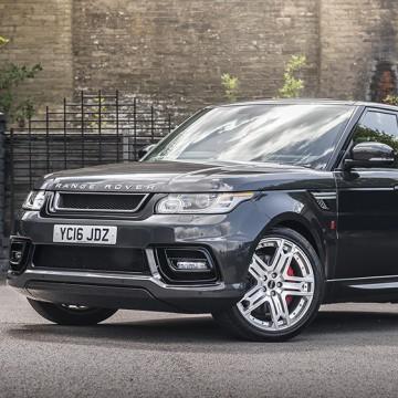 Обвес Kahn Design LE для Land Rover Range Rover Sport