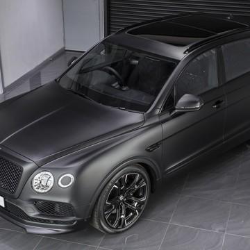 Обвес Kahn Design Le Mans Edition для Bentley Bentayga