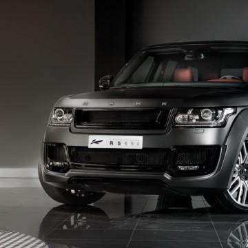Обвес Kahn Design Pace Car для Range Rover Vogue