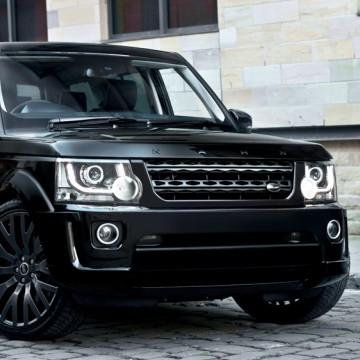 Обвес Kahn Design RS для Land Rover Discovery 4