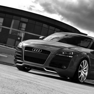 Обвес Kahn Design Wide Track для Audi TT