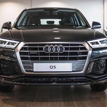 Обвес MTR для Audi Q5/SQ5