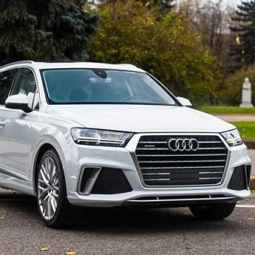 Обвес MTR для Audi Q7 RS-Line Edition 1